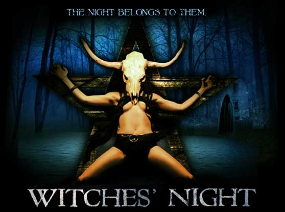 Witches' Night movie